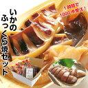 イカ焼き【いかのふっくら焼2袋】珍味【イカわたルイベ漬】日本海の国産いか。酒の肴(つまみ)にいか焼きと肝(ゴロ)。海産物を贈り…