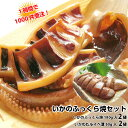 【いかのふっくら焼2袋】珍味【イカわたルイベ漬】日本海の国産いか。酒の肴(つまみ)にいか焼きと肝(ゴロ)。海産物を贈り物。海鮮…