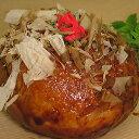 【たこ焼きパン】たこやキャベツを生地に包み、まさにたこ焼き!なパン。大きさはたこ焼きの5倍以上(1個約75g)