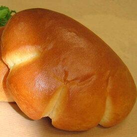【クリームパン】手づくりのクレームパティシエールバニラビーンズを100%使用した本格カスタードクリーム。当店のロゴにもなった自慢のクリームパン(1個約60g)