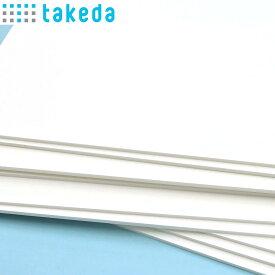 5mm A3大【約450×300mm】10枚入り ホワイト スチレンボード 両面紙貼り takeda ( カッター可 着色可 板材 発砲スチロール パネル ボード 発泡ボード 建築 模型 モケイ 壁 屋根 ペーパークラフト 工作 POP ポップ デザインワーク ウエルカムボード コスプレ 最短営業日発送