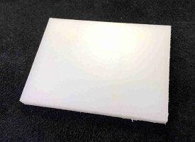 1384■ クラフト工具 プラスチック板 小 平面打ち台 8*6センチ 厚6mm ホワイト 下にひくシート 工具の先端保護に 1個入り
