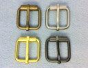 1103● クラフト金具 管 バックル 内径20mm 線径3mm 10個入り 鉄製 アンティーク 管美錠 バッグに 加厚 ア…