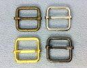 1103● クラフト金具 リュックカン 内径20mm 線径3mm 10個入り 鉄製 移動カン  一本線送り 加厚 アンティー…