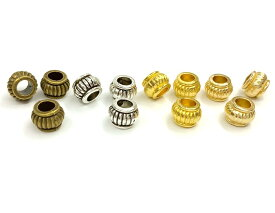 ◆ スペーサービーズ D 直径6.5mm 20個入り 穴径3.2mm 外径6.5mm