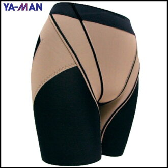 Ya-man Exer Shape Girdle Panties For Women 1sheets Black M size≪Compression Underwear≫『4580366698050』