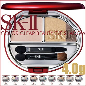 Max SK2 color clear beauty eye shadow 4 g «eye shadow»
