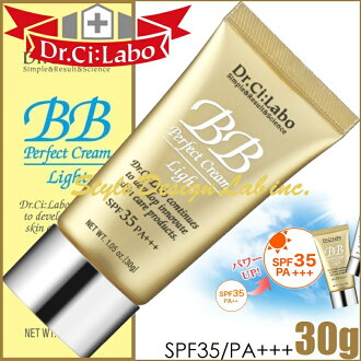 "Dr.CI: Labo BB cream perfect light waterproof 30 g SPF35/PA++ «Foundation» < DR-BBPC"",""4524734122662"""