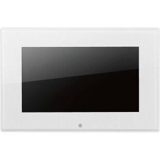 "Green 7-inch digital photo frame white GH-DF7W-WH ""4511677096341"""