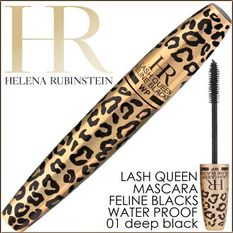 "Helena Rubinstein lash Queen feline black waterproof 7.2 ml 01 deep black ' mascara» ""3605520847226"""