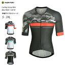 Monton[モントン]半袖サイクルジャージレースモデル[自転車用/メンズ]JAT III 男性用(1点までレターパックプラスOK)取り寄せ品【…