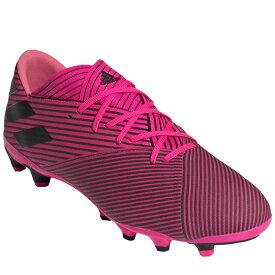 ネメシス 19.2 HG/AG アディダス(adidas) サッカースパイク ショックピンク F18×コアブラック×ショックピンク F18 (EF8862)【2019年7月アディダス2】