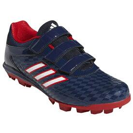 スタビル ポイント ロー AC ベースボール アディダス(adidas)【野球・ソフト】ポイント スタッド スパイク ベルト (FX0624) ネイビー×スカーレット