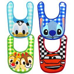 DisneyディズニーアップチェックベビービブAWDS5876_AWDS5882
