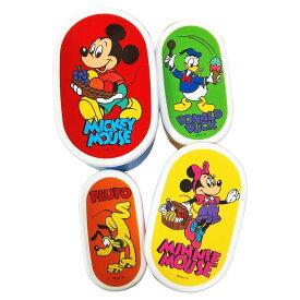 Disney ディズニー 4PランチBOXミッキフレンズフルーツ APDS3965 Kiitos キートス スモール・プラネット