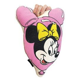 Disney ディズニー NEW ノスタルジカ バルーンミニクッション ミニーマウス バルーン APDS3916N Kiitos キートス スモール・プラネット