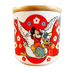 DisneyディズニーNEWノスタルジカキャニスターミッキーマウスバードサークルDSHF675NKiitosキートススモール・プラネット