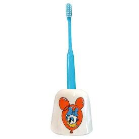 Disney ディズニー NEW ノスタルジカ 歯ブラシ立て デイジーダック バルーン DSHF699N Kiitos キートス スモール・プラネット
