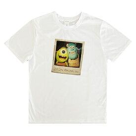 【SALE★30%OFF!!】 Disney Pixer ディズニー ピクサー モンスターズ・インク 1st DAY Tシャツ AWDS7218_AWDS7219