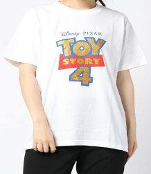 Disney/Pixarトイ・ストーリー4ロゴTシャツMサイズAWDS5986
