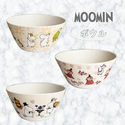 MOOMINムーミンフラワー/ピクニック/リトルミイと猫バンブー食器ボウルMM2038_MM2040