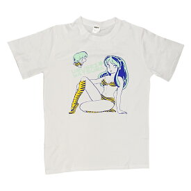 うる星やつら ラムちゃん&テンちゃん Tシャツ