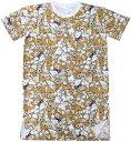 GREMLINS グレムリン 総柄 Tシャツ ロング WBGR1005