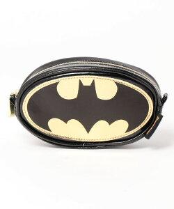 DCコミックス バットマン Rポーチ バットマン ロゴ WBBT854