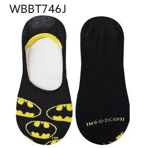 DCコミックス バットマン ロゴ フットカバー WBBT746J