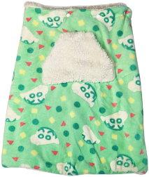 クレヨンしんちゃんパジャマ柄スカートブランケットKYAP1402