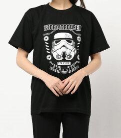STAR WARS スターウォーズ Tシャツ ストームトルーパーLサイズ SWAP1048 / スモール・プラネット