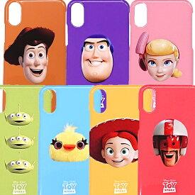 Disney ディズニー トイ・ストーリー FACE FACE iPhoneケース X・Xs