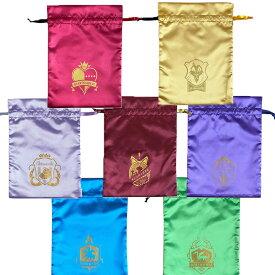 ツイステッドワンダーランド サテン巾着 APDS5494-APDS5500