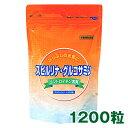 スピルリナ・グルコサミン コンドロイチン サプリメント ビタミン アミノ酸 アルカリ性
