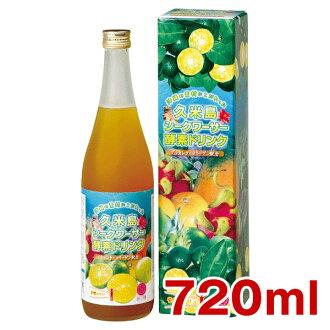 KUMEJIMA  Shekwasha Enzyme drink