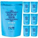 PC強化スピルリナ100% 1500粒 6袋購入で1袋無料プレゼントスーパーフード ホールフード 野菜不足 偏食 抗酸化 【ラッ…