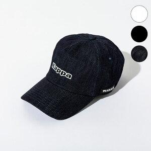Kappa × 1PIU1UGUALE3 RELAX ウノピゥウノウグァーレトレ ロゴ キャップ 帽子 メンズ スポーツ カジュアル おしゃれ かっこいい ブランド ウノピュウ カッパ