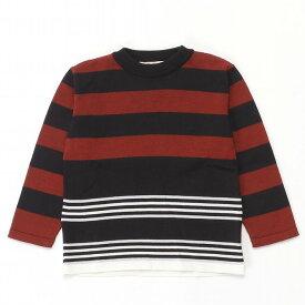 MARNI マルニ ボーダー ニットウェア セーター 女の子 ブランド 子供服 こども服 おしゃれ かわいい キッズ【正規輸入品】