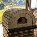 アーチ型ピザ窯キットA8080