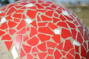 ピザ窯用デコレーションタイル