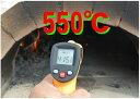 550℃ ピザ窯用温度計