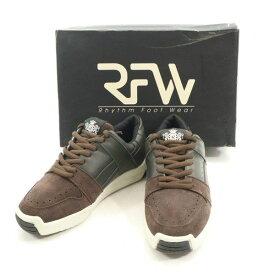 【中古】デッドストック リズムフットウェア SC01SP RFW コラボ Rhythm Foot Wear × SIZE Tokyo メンズ【200122】古着