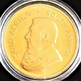 【金貨 コイン】クルーガーランド金貨 南アフリカ共和国 1981年 1オンス 保証書付 送料無料