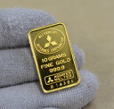 純金 インゴット ingot 金地金 三菱マテリアル 純金インゴット 10g 24金ゴールド(k24/24k) 送料無料信頼のグッドデリバリーバー