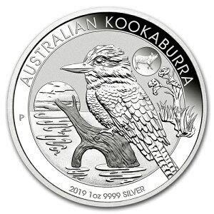 【純銀コイン】かわせみ銀貨 1オンス ピッグマーク入り2019年製(亥) オーストラリアパース造幣局発行 クリアケース入り純銀 銀 シルバー コイン エリザベス 99.99% 硬貨 カワセミ 野鳥