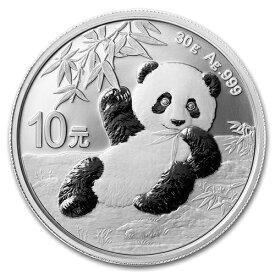 【純銀 コイン 銀貨】パンダ銀貨 30g 2020年製 中華人民銀行発行 シルバー コイン ぱんだ
