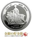 【新品】『ウナ ライオン銀貨 1オンス 2019年製 クリアケース入り』 純銀 コイン イギリス領ヴァージン諸島発行 31.1g…