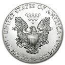 【新品】『イーグル銀貨 1オンス 2019年製 クリアケース入り』アメリカ造幣局発行 31.1g 銀貨 コイン 品位:99.9% 純…