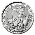 ブリタニア銀貨1オンス2019年製