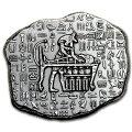 エジプト神アヌビスシルバーバー1オンス